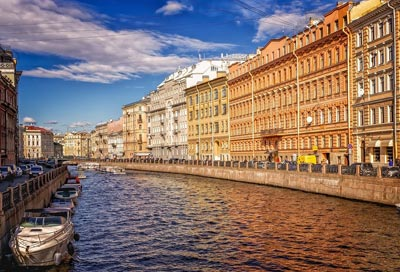 Reasons to travel to St. Petersburg, Russia